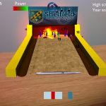 SCA.AR - Bowling game